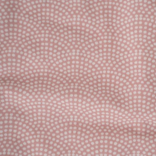Wickelauflagenbezug pink Waves