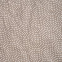 Picture of Cot sheet Beige Waves