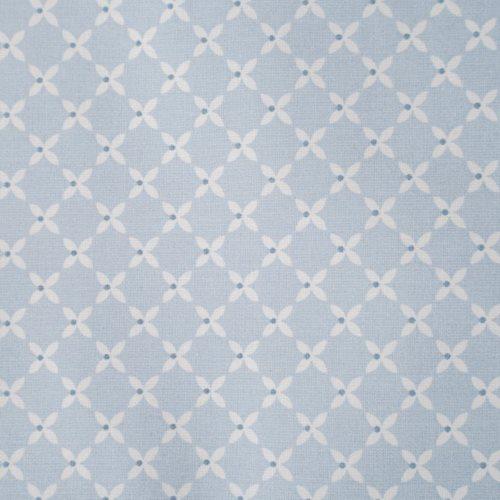 Afbeelding van Eenpersoonsdekbedovertrek Duitsland Sweet Blue