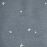 Bavoir bandana Little Stars blue