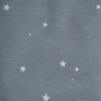 Wiegelaken Little Stars Blue