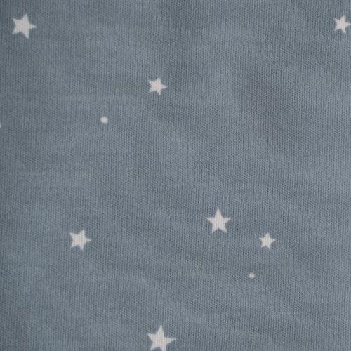 Doudou attache-sucette Little Stars Blue