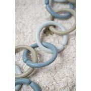 Attache-jouet Little Loops Blue