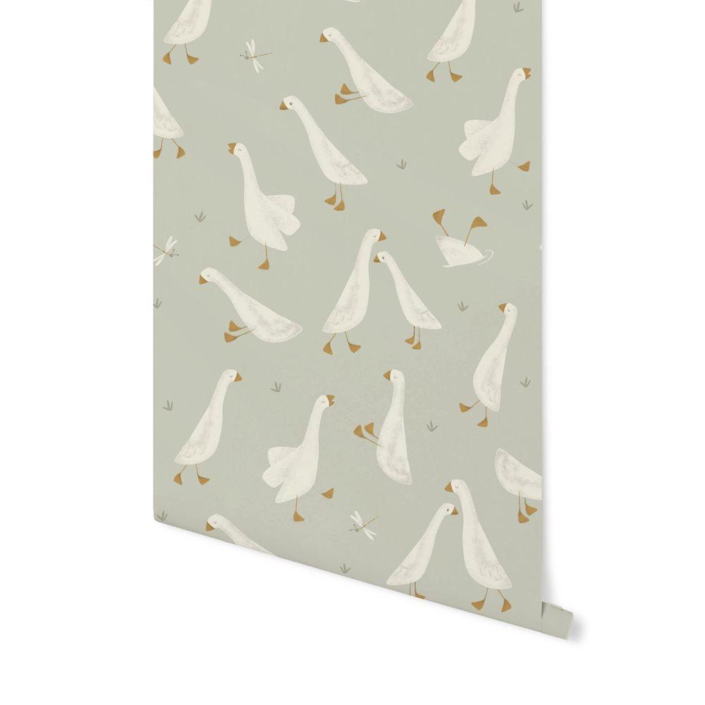 Papier peint intissé Little Goose