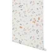 Picture of Digital non-woven wallpaper Spring Flowers