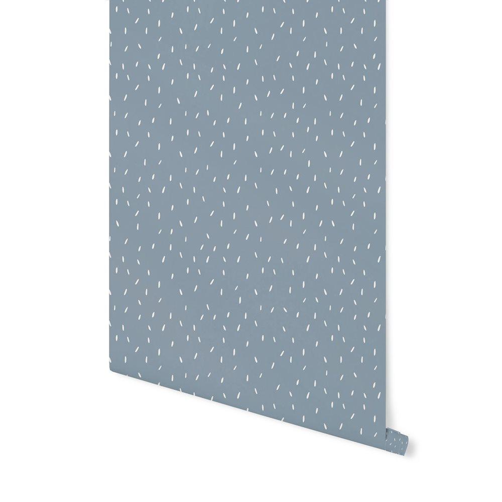 Afbeelding van Vliesbehang Sprinkles Blue