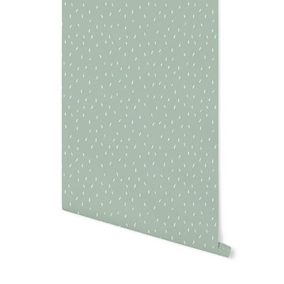 Picture of Non-Woven Wallpaper Sprinkles Mint