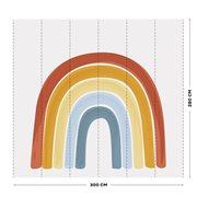 Vliestapete Rainbow Pure & Nature