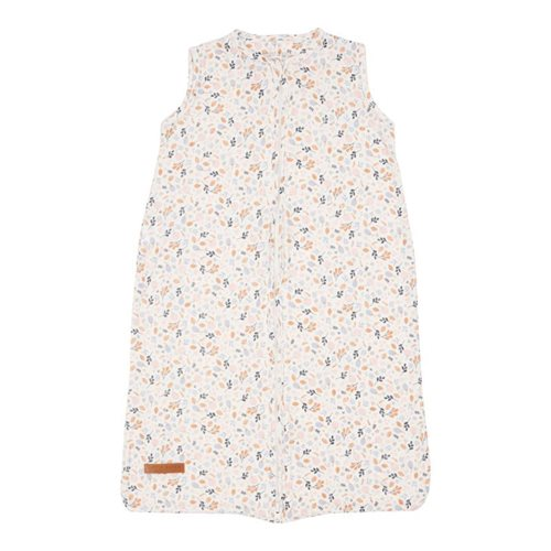 Picture of Cotton summer sleeping bag 110 cm  spring flowers