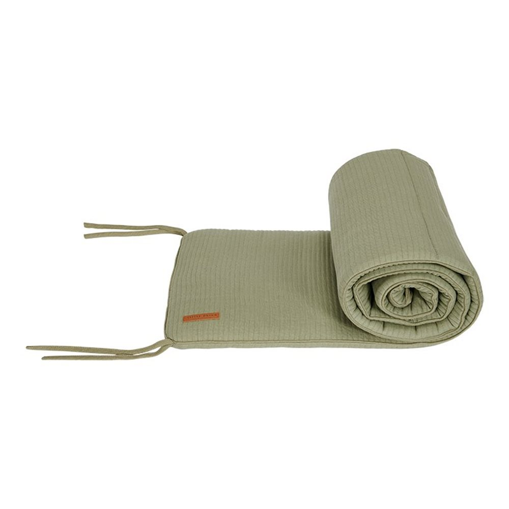 Picture of Playpen bumper Pure Olive