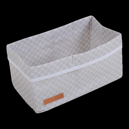 Picture of Storage basket large Sweet beige