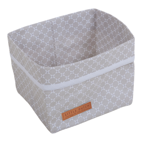 Picture of Storage basket small Sweet beige