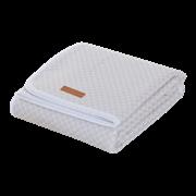 Couverture de lit bébé Sweet beige