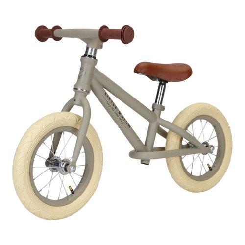 Vélo d'équilibre olive matte