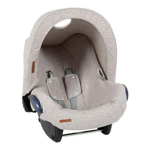 Babyschalen-Sonnenverdeck 0+ Pure Grey