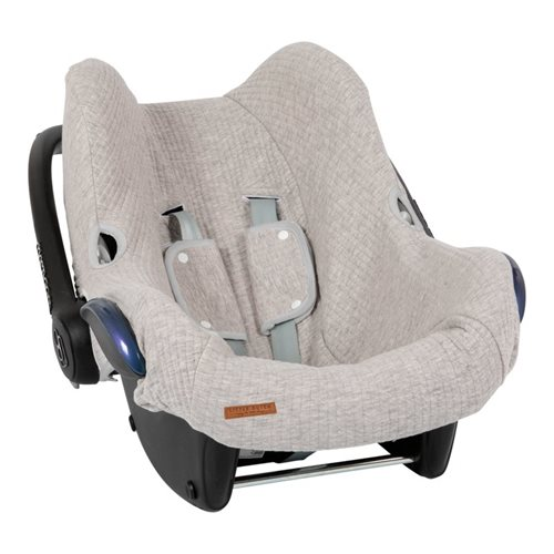 Picture of Car seat 0+ cover Pure Grey