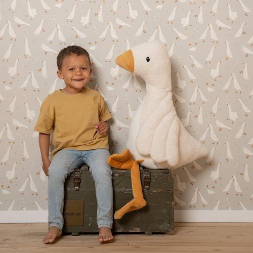 Afbeelding van Vliesbehang Little Goose