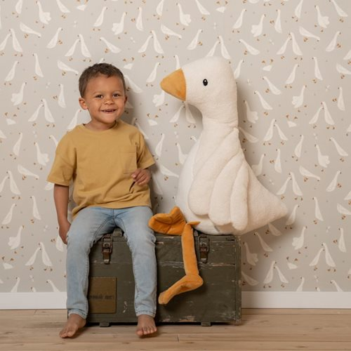 Vliestapete Little Goose