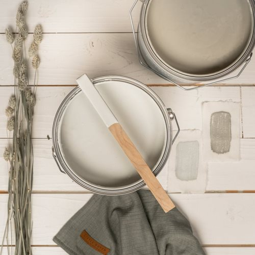 Picture of Wall paint extra mat 2,5L - Faded Olive