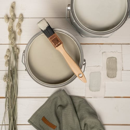 Picture of Wall paint extra mat 2,5L - Pure Olive