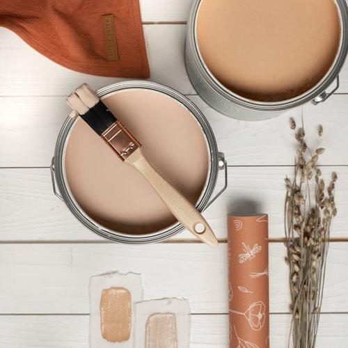 Wandfarbe extra mat 2,5L - Faded Rust