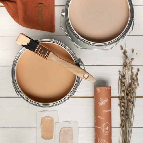 Wandfarbe extra mat 2,5L - Pure Rust