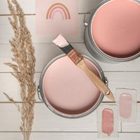 Picture of Wall paint extra mat 2,5L - Faded Pink