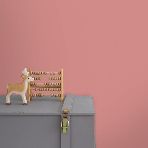 Wandfarbe extra mat 2,5L - Pure Pink