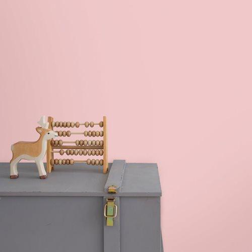 Wandfarbe extra mat 2,5L - Faded Pink