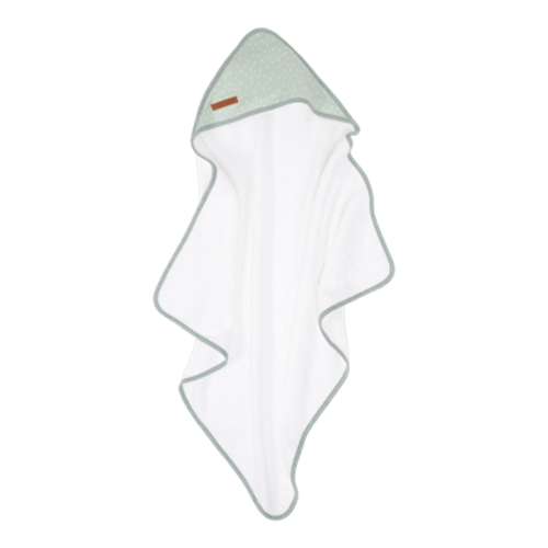 Afbeelding van Badcape  Sprinkles Mint