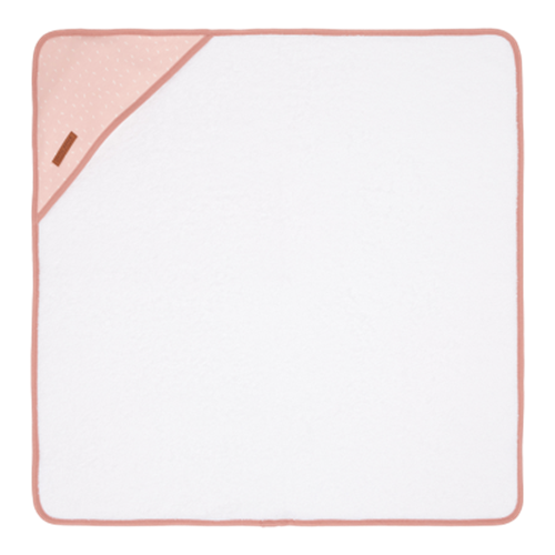 Afbeelding van Badcape  Sprinkles Pink