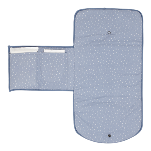 Picture of Changing pad comfort Sprinkles Blue
