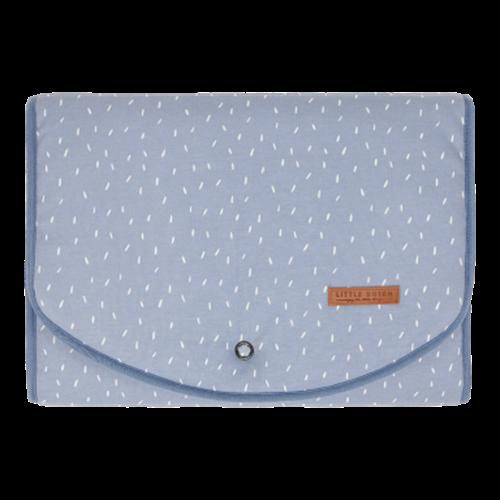 Afbeelding van Verschoningsmatje comfort Sprinkles Blue