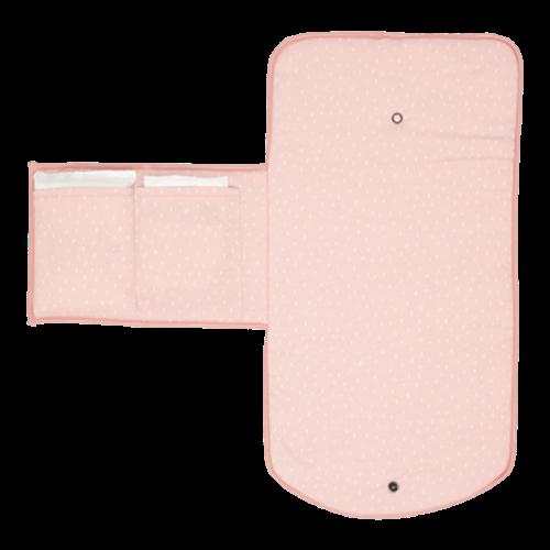Afbeelding van Verschoningsmatje comfort Sprinkles Pink