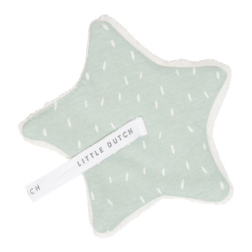 Picture of Pacifier cloth Sprinkles Mint