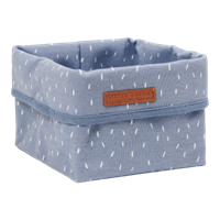 Picture of Storage basket small Sprinkles Blue
