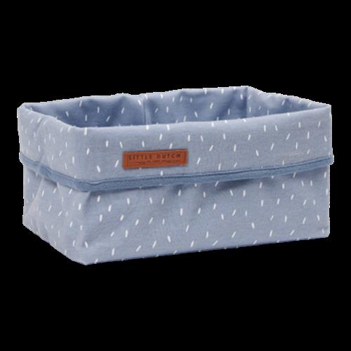 Picture of Storage basket large Sprinkles Blue