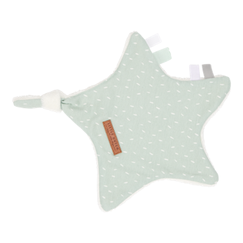 Picture of Cuddle Cloth Star Sprinkles Mint