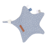 Picture of Cuddle Cloth Star Sprinkles Blue