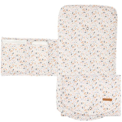 Picture of Changing pad comfort Spring Flowers