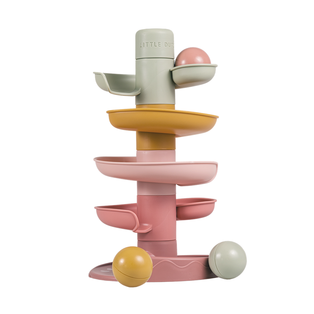 Picture of Spiral Tower Pink