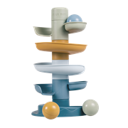 Picture of Spiral Tower Blue