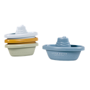 Picture of Stackable Bath Boats Blue