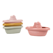 Picture of Stackable Bath Boats Pink