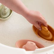Afbeelding van Stapelbare Badbootjes Roze