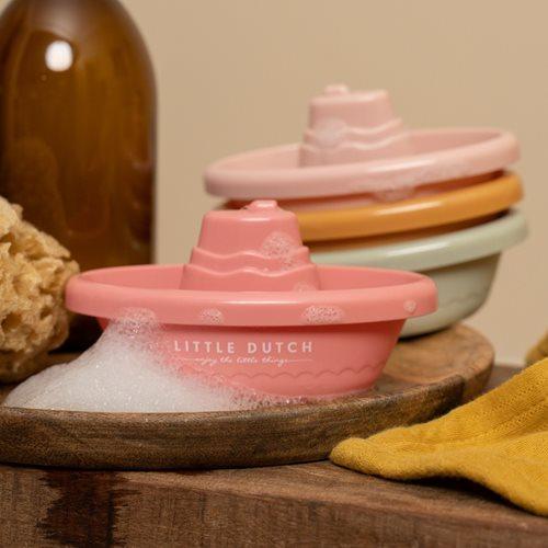 Stapelbare Badebötchen Rosa