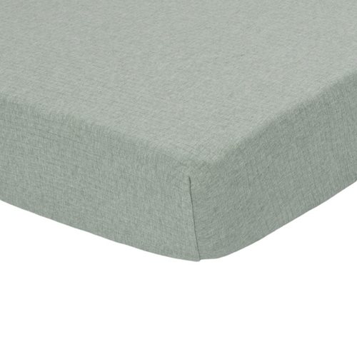 Picture of Fitted cot sheet Pure Mint