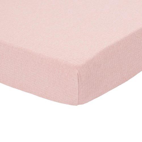 Spannbetttuch Wiege Pure Pink