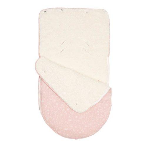 Babyschalen-Fußsack 0+ Wild Flowers Pink